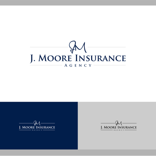 Create a professional and friendly logo for new insurance agency