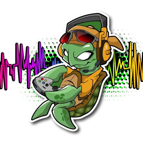 Gamer Turtle