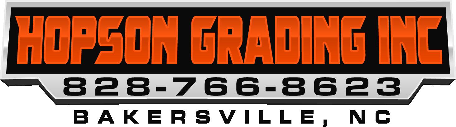 Hopson Grading Inc.