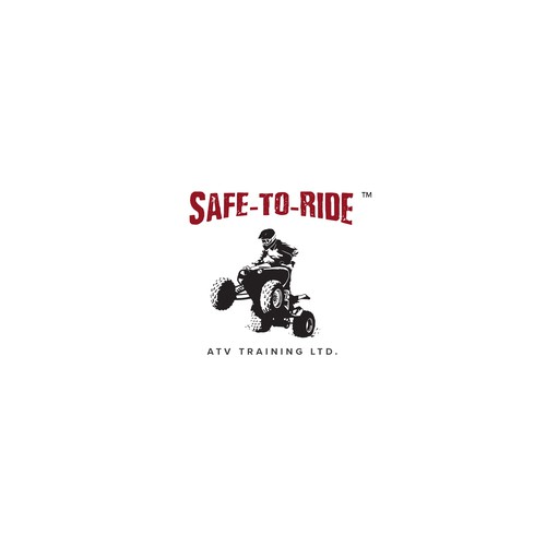 Safe to ride logo proposal