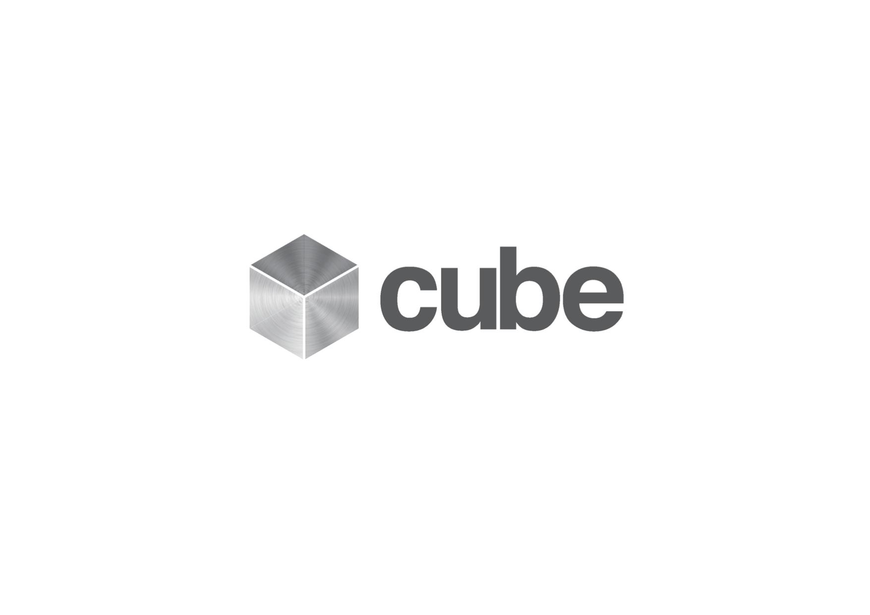 Create a logo for Cube, astartup in Palo Alto, CA.