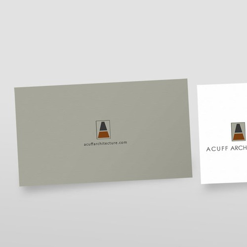Create the next stationery for Acuff Architecture