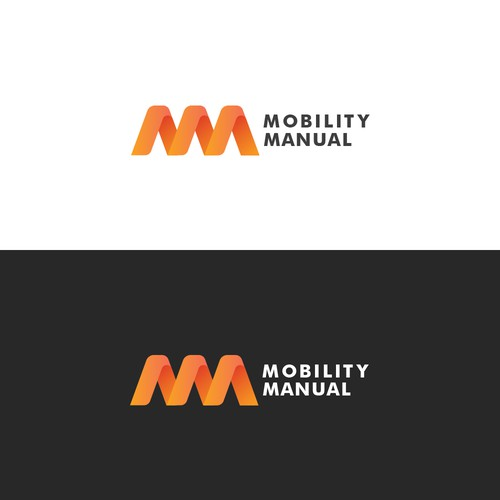 Logo for Mobility Manual app