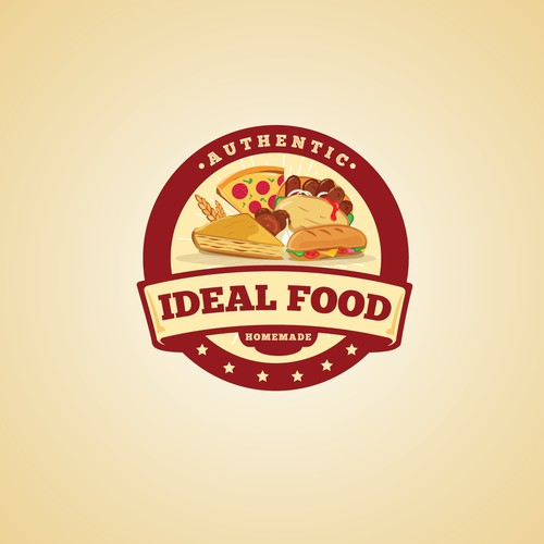 Logo for Ideal Food