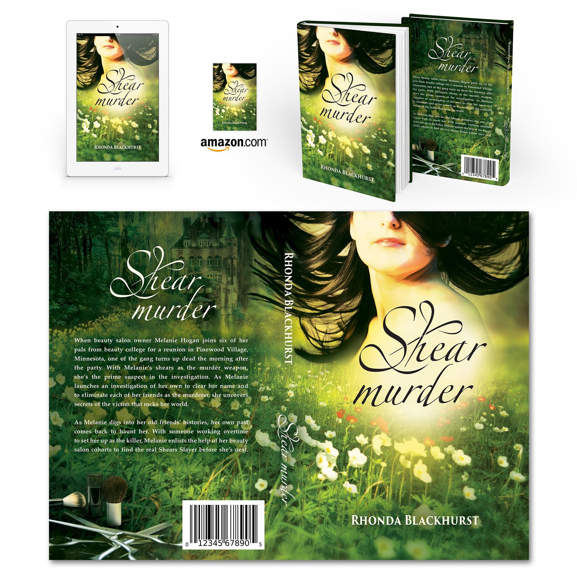 Shear Murder Book Cover