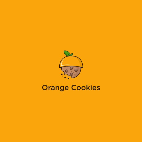 Orange Coockies