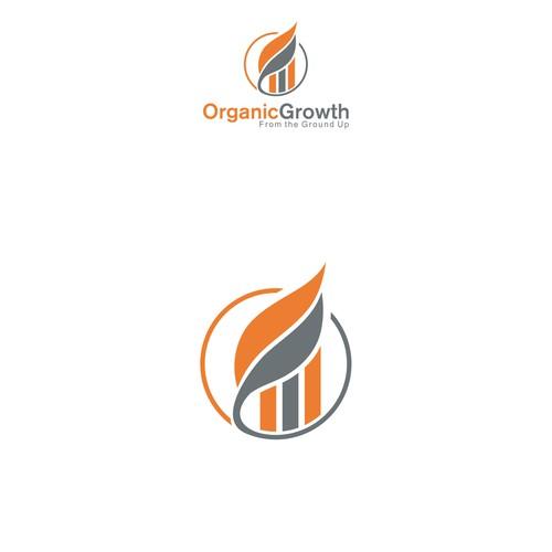 organic growth logo