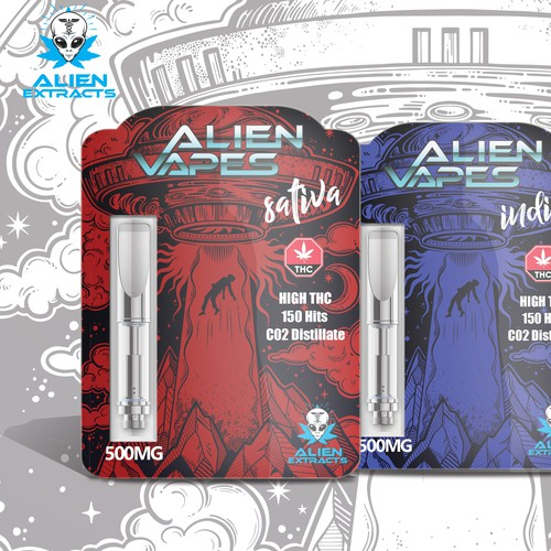 ALIEN VAPES
