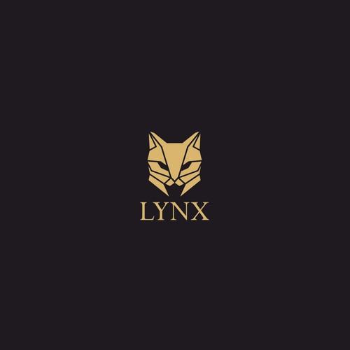 geometric LYNX logo