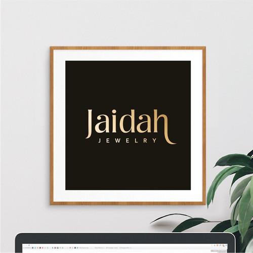Logo for Jewelry Brand Jaidah