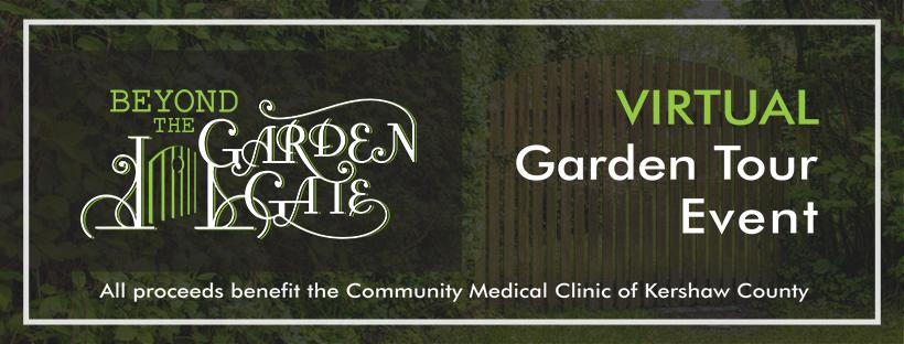 Virtual Event Logo needed for online Garden Tour