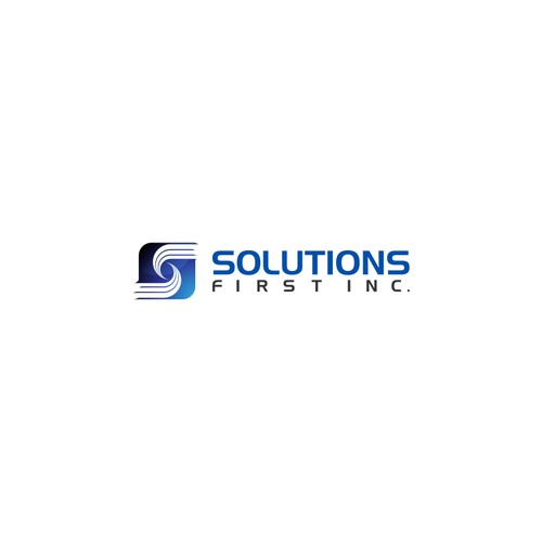 Solutions First Inc.  needs a new logo