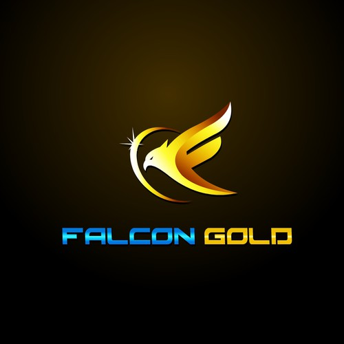 Falcon Gold needs a new logo
