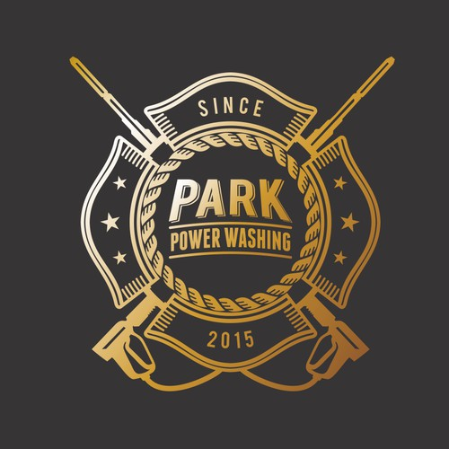 park power washing