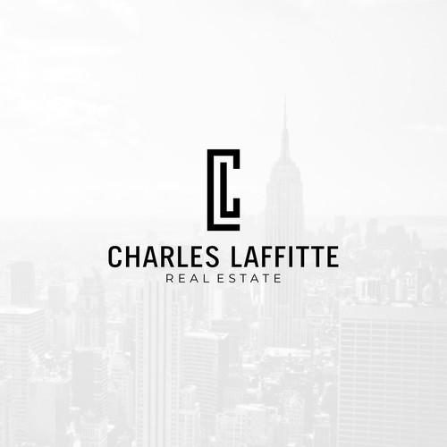 CL monogram logo for Real Estate