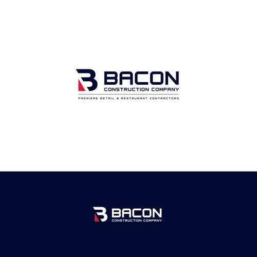Construction contractor logo