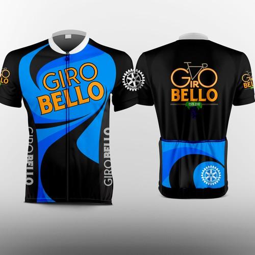 Giro Bello Cycling Jersey