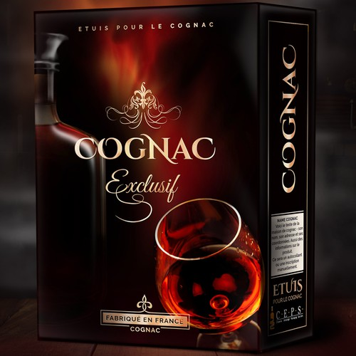 Cognac Box Design
