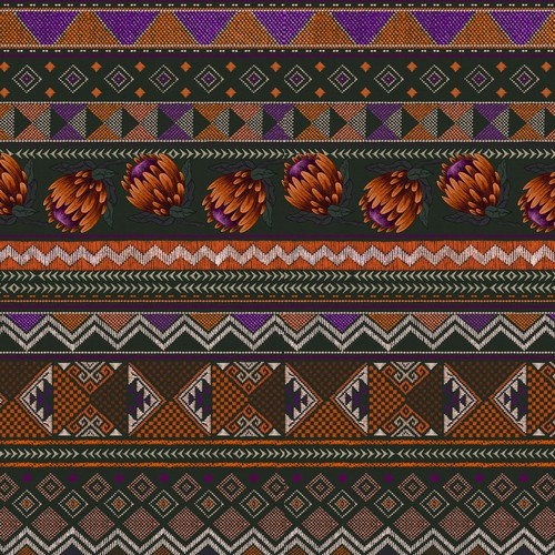 Pattern Design to Fashion rRand