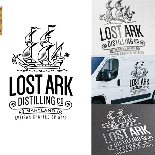 Lost Ark Distilling, Co - Help brand a new distillery!
