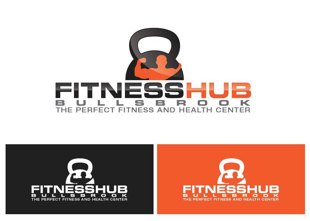 new fitness center logo