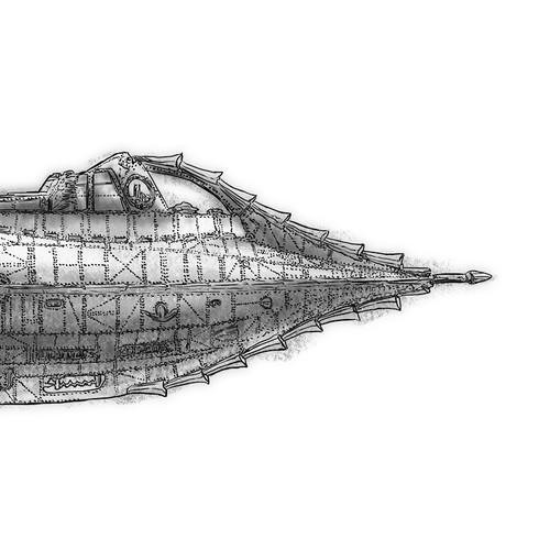 Sketch of Nautilus