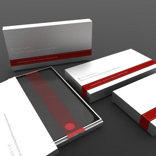 Bold packaging design