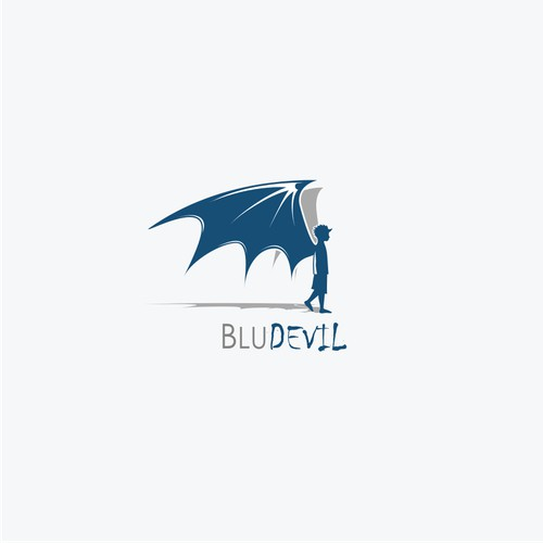 cool logo for blu devil