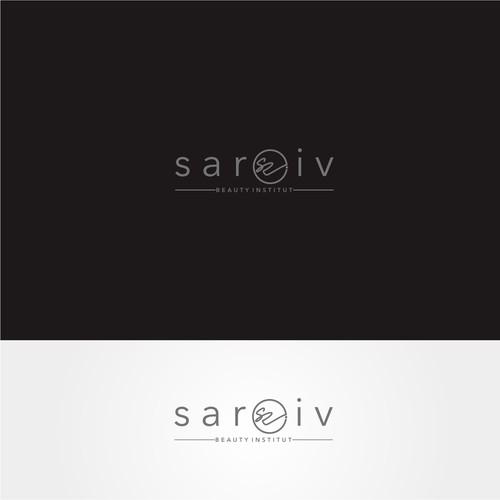 saroiv exklusives edles Logo