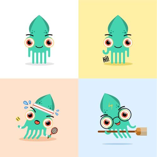 App character design