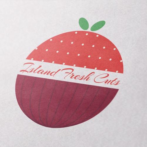 Fresh Cut Produce Label!