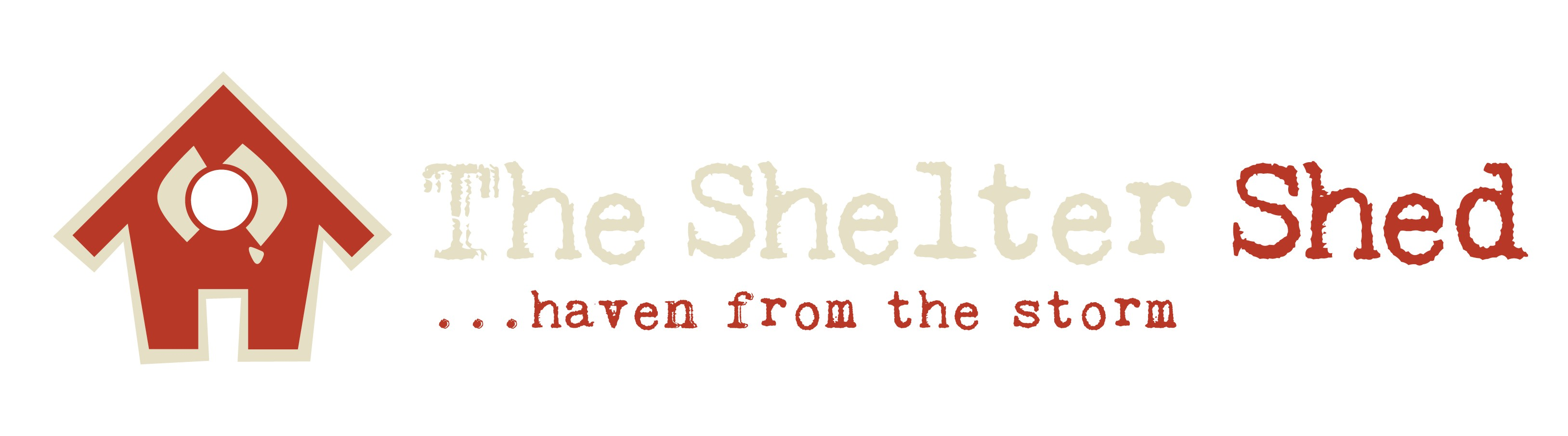 The Shelter Shed logo modification and letterhead