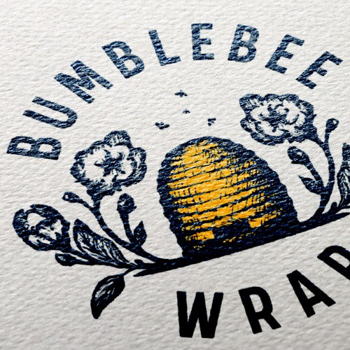 Logo for Bumblebee Wrap