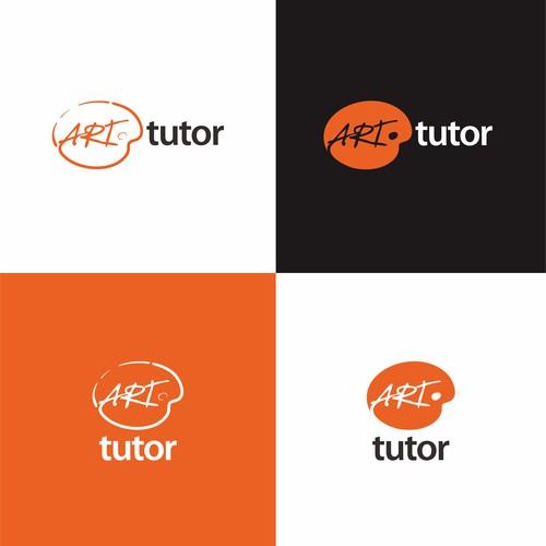 Design a Classy Logo for ArtTutor.com