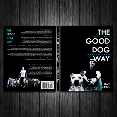Clean Cover for Good Dog Way