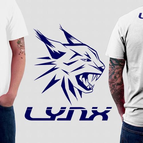 Lynx head shirt!