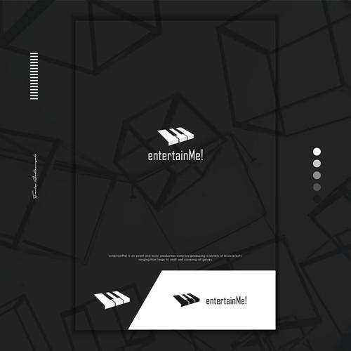 entertainMe! Logo concept