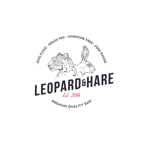 Logo Concept for Leopard&Hare #2