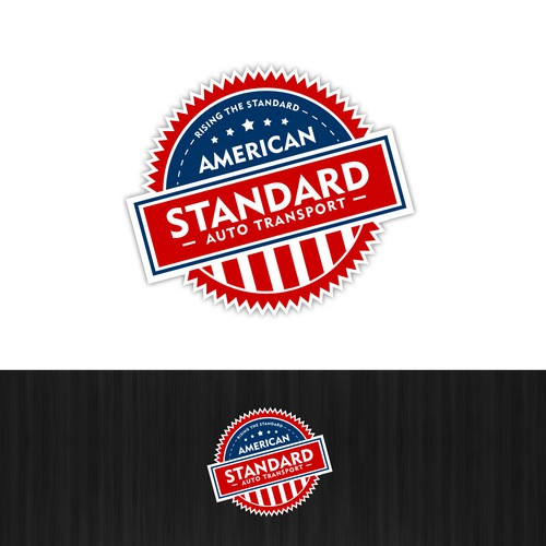 American STANDARD Auto Transport needs a new logo