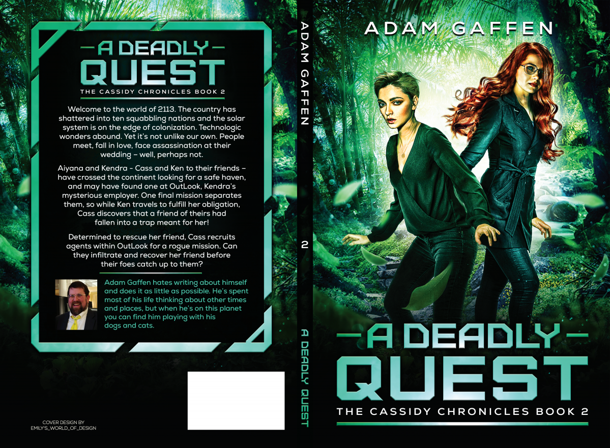 A Deadly Quest