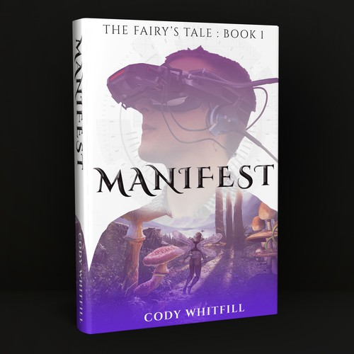 Manifest Book Cover