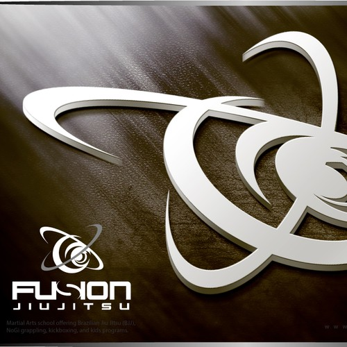 Help Fusion Jiu Jitsu with a new logo