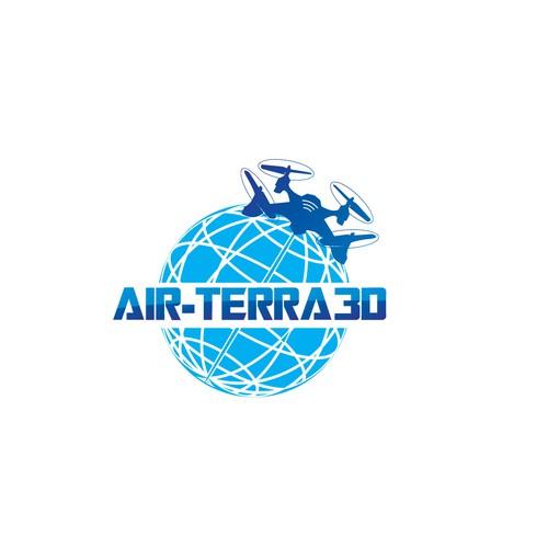 UAV logo design