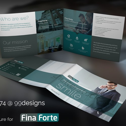 Brochure for Fina Forte