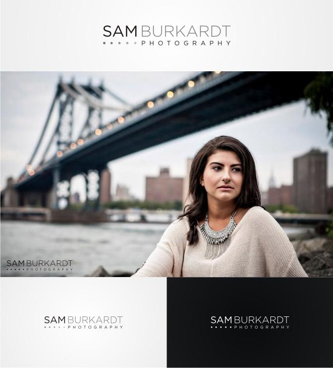Create the next logo for Sam Burkardt