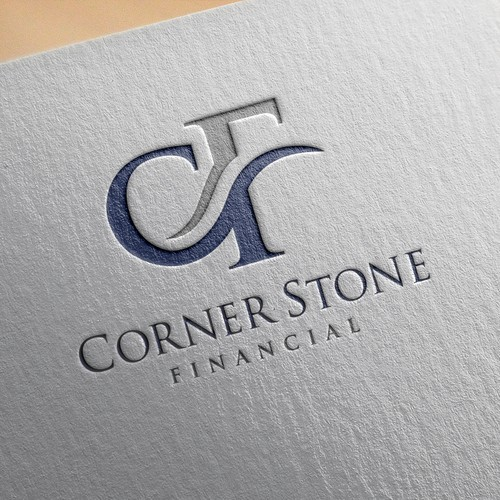 Logo concept for financial advising firm.
