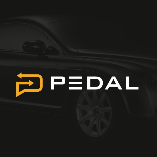Logo for a car service company