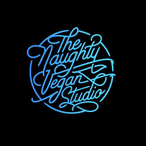 Custom Hand Lettering Logo