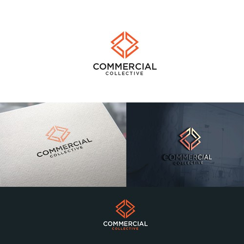 Logo for commercial company