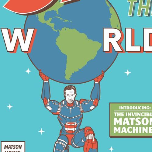 The Invincible Matson Machine